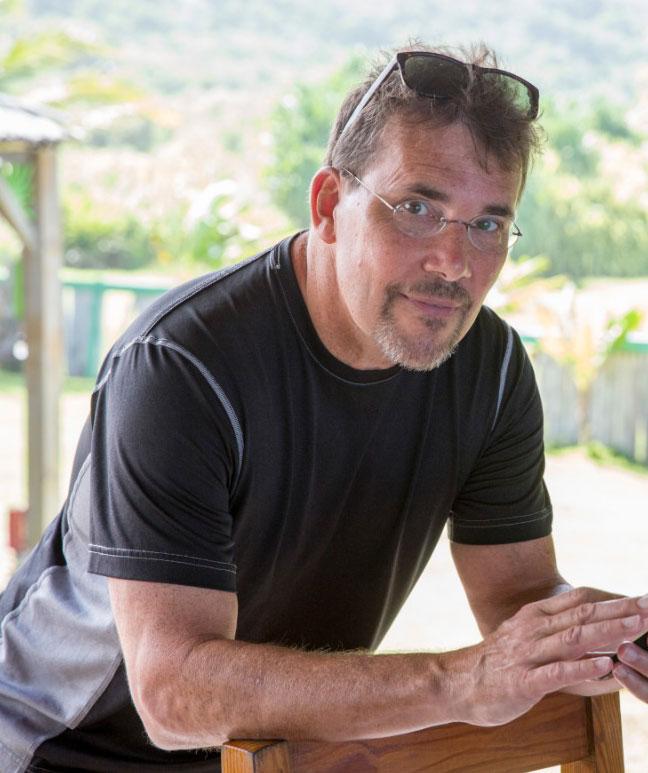 Greg McCann personal trainer